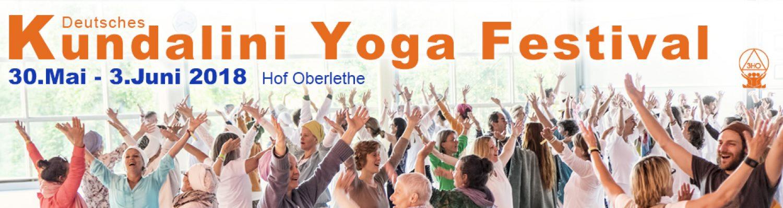 Deutsches Kundalini Yoga Festival
