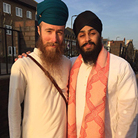 Kirit Singh & Jasdeep Singh (UK)